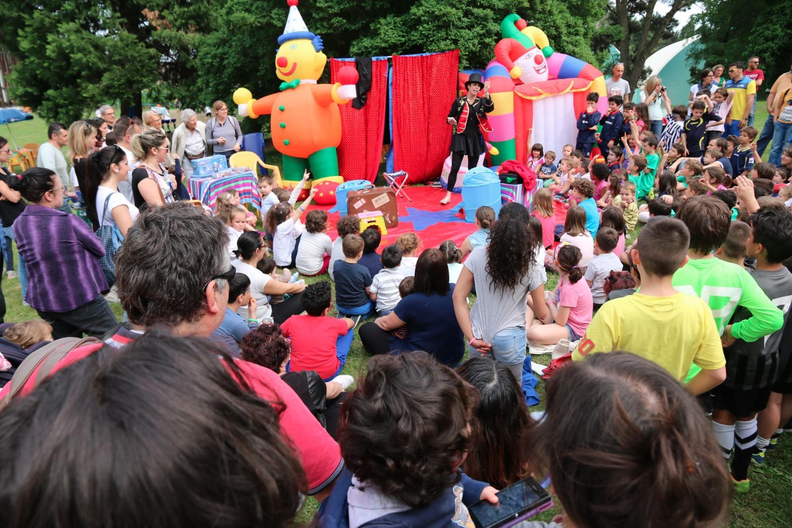 Parco giochi-Felicita Morandi
